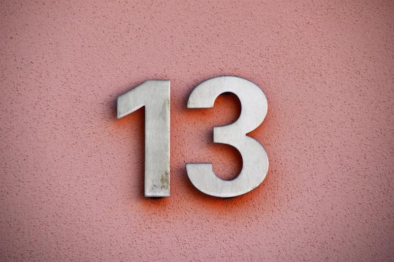 Цифры для Инстаграм 13