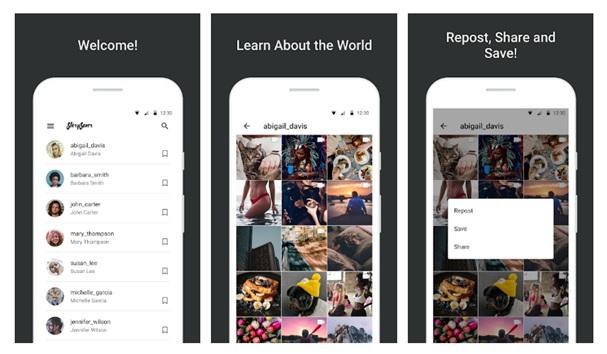 Story Saver App